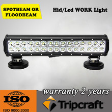 waterproof 10v-30v daylight off road led light bar