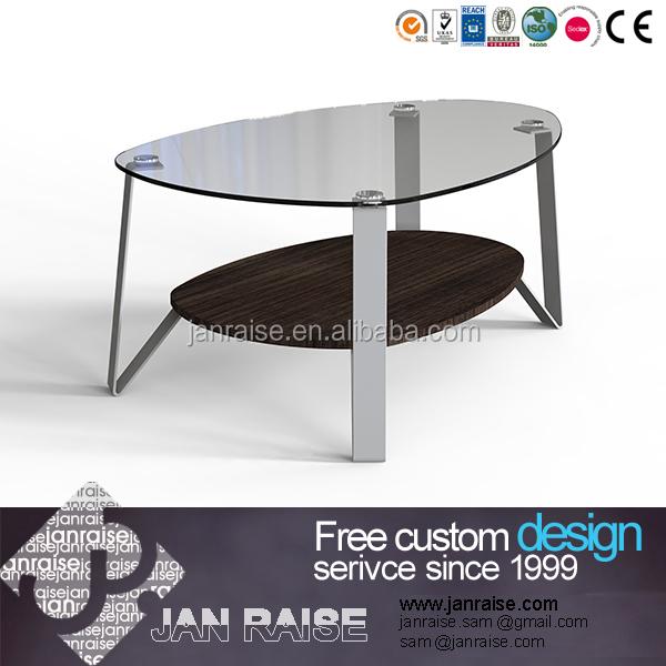2015 중국어 홈 가구 금속 프레임 나무 커피 테이블-커피 테이블 ...