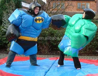 Fantasy Suits inflatable games