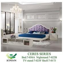 MDF Bedroom Furniture Roman Style