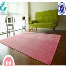 100% polyester microfiber waterproof rug carpet