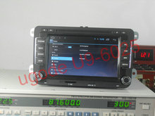 ugode Sistema de Navegación GPS Volkswagen VW Caddy Dashboard DVD Radio