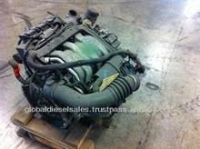Mercedes Benz Car Engines