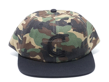 2015 camouflage polo snapback / hat with embroidery LOGO