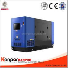 Silent diesel generator set, silent generator, silent diesel genset