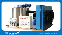 snowell 500kg per day commercial non solar system flake ice maker machine with 24months warranty period