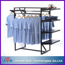 clothing shoes wholesale retail store display fixture racks