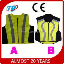 motorcycle reflecting vest
