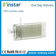 LED interior lamps LED glove box lights for BMW E46 E53 E81 E82 E83 E84 X3 X5 X1 E87 E89 E90 E92 F25 LED