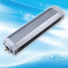 Small volume super silent DC curtain brushless motors