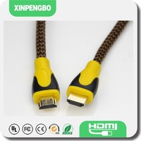 High Speed Male HDMI TO VGA RCA Cable 1.5M
