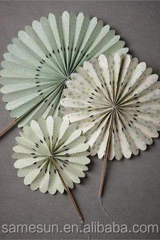 Diy Paper Fan 2