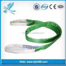High Capacity Ce Certified Webbing Slings /lifting Sling/Flat Yellow Webbing Sling from TIANMA Direct Manufacturer