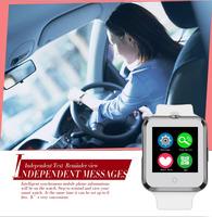 DZ09 2G sim card Android Bluetooth Smart Wrist Waterproof Watch Phone