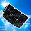 Hot sell low price light weight 20watt solar panel for RV / Boats
