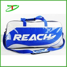 2015 China supplier offers stand up square badminton bag, badminton ball bag