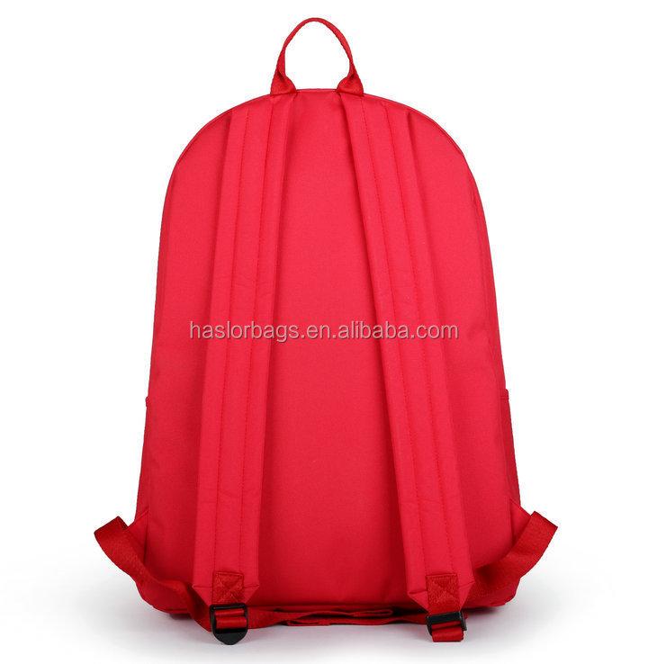 Étanche et durable toile vierge sacs à dos gros