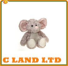 Plush Material and Elephant Type elephant plush stuffed animal toy doll for promotional gifts