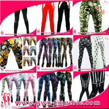 High Quality New Design fashion leggings for women 2012