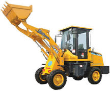 1ton china mini farming tractor with front end loader, cheap dumper well made , agricultural farm tools with high quality