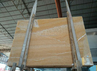 yellow honey onyx marble for big size slabs