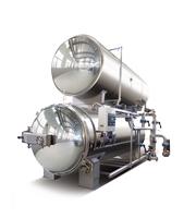 High pressure sterilizing autoclave machinery for corn sterilizing autoclave machinery for corn