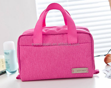 wholesale bulk foldable designer personalized cosmetic bag case