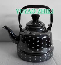 enamel tea pot Enamel Kettle/Enamel Teapot/ Emaye Caydanlik