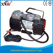 Portable mini DC 12v heavy duty air compressor for car tyre inflators