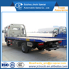 Manual Transmission Type and Diesel Engine 6 ton tow truck wrecker manufacturer