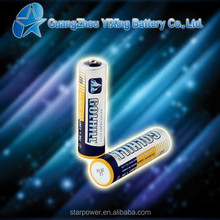 hot products r6 size um3 1.5 v battery