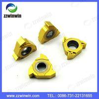Factory supply tungsten carbide key locking threaded inserts