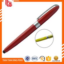 Offer wholesale production!factory wholesale metal ballpoint pen