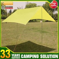 Outdoor Picnic Tent with Canopy Balcony Awning Design