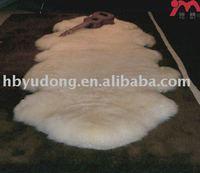 Double Pelt New Zealand Sheepskin Rug