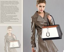 Italy style Popular High-end quality fashion PU bag net bags for vegetables