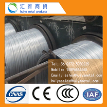 Q195 low carbon steel raw material iron wire for make nails