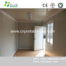 PU panel container house with CE certification