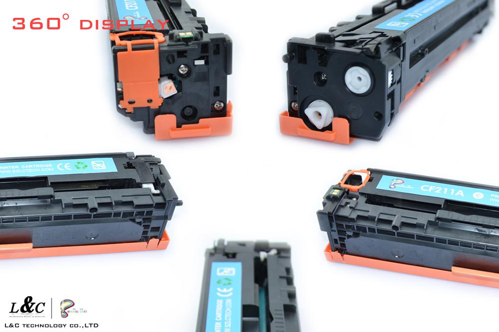 China fabricante laser preto cartucho de toner ce285a para hp original on line 85a
