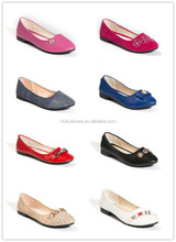 OEM cheap women/girl shoes shoe bud silk