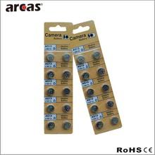 AG13 1.5v button cell AG battery