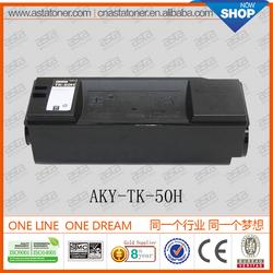 factory directly sales top quality TK-50H laser toner kit for kyocera copier toner