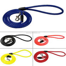 "Rope Dog Leash Braided Dog Leash Small1 Dog 1/4""*48"""