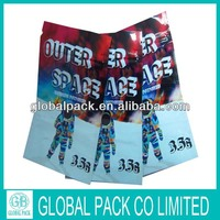 Alibaba manufacturer outer space tobacco smoking bag/high quality spice potpourri free wholesale