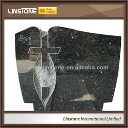 Emerald Pearl Green Granite Headstone and Monuments