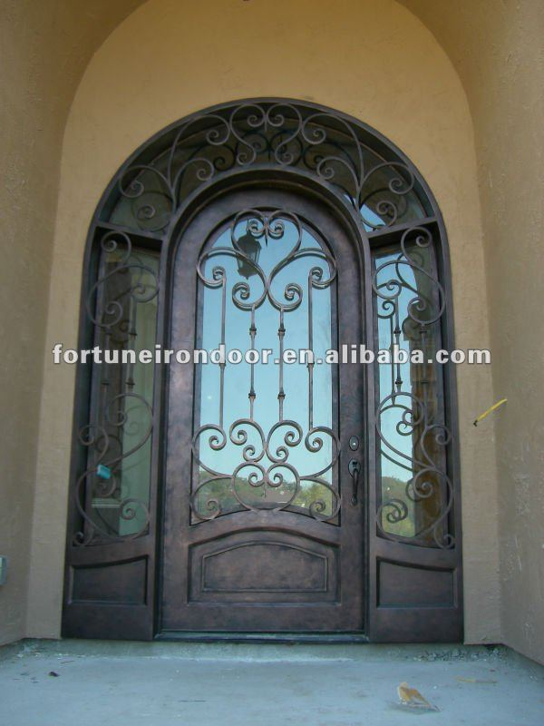 Used iron door for home decor doors and windows for house for Iron window design house