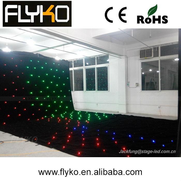 Alibaba express flash led lumière led éclairage mariages décoration ...