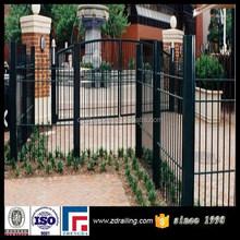 economic wrought iron fence, metal fence posts, short wrought iron fence
