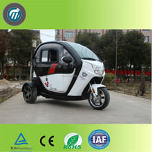 fashion family electric tricycle /trike for 3-5 passengers