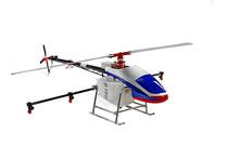 Veículo aéreo não tripulado UAV drone drone helicóptero para a agricultura colheita de pulverização
